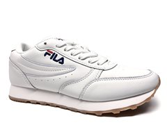 Orbit jogger low FILA white