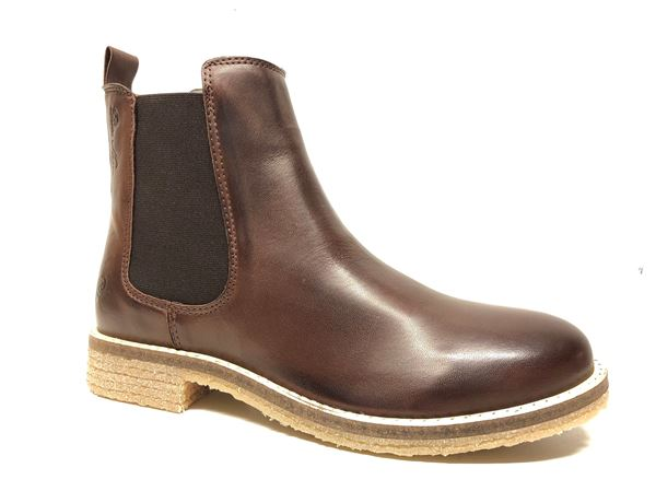Chelseaboots dkbrown