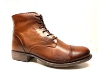 ROSA NEGRA BOOTS BROWN