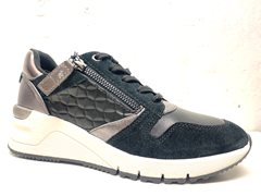 Sneakers TAMARIS blkpewter