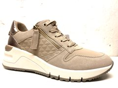 Sneakers TAMARIS taupe
